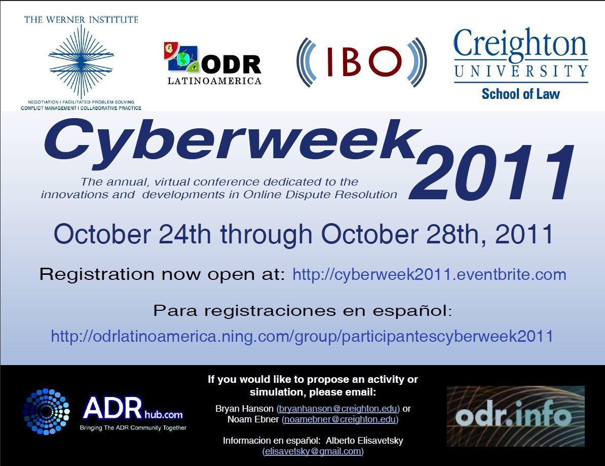 cyberweek2011